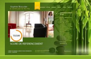 Creation web référencement - Cabinet-massage chinois strasbourg