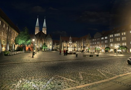 Place Braunschweig Allemagne
