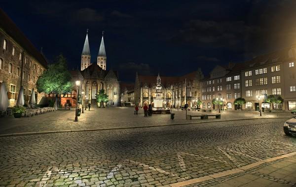 Braunschweig – Eglise Saint Martin