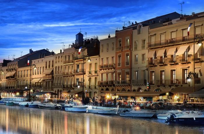 Sète – Canal Royal