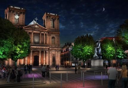 Place d Armes Belfort