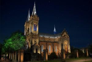 cathedrale Georgie Batumi
