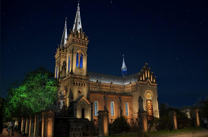 Géorgie – Batumi – Eglise