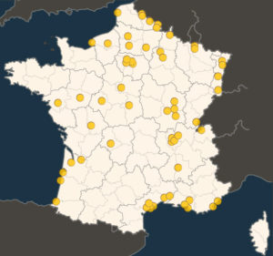 Gilles Coutelier - Projets France infographie 2D / 3D