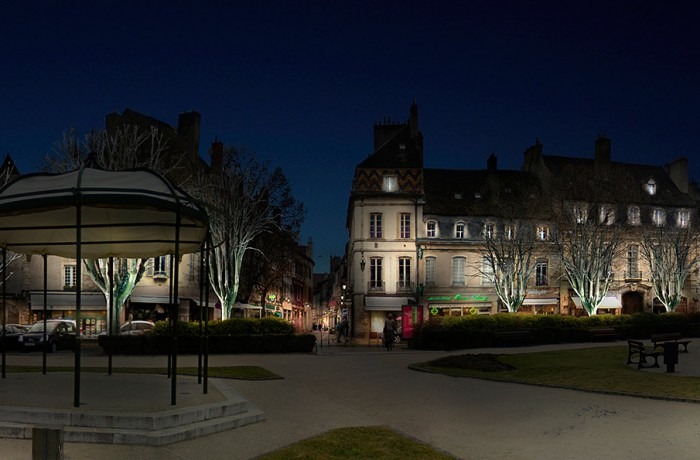 Beaune – Place Carnot