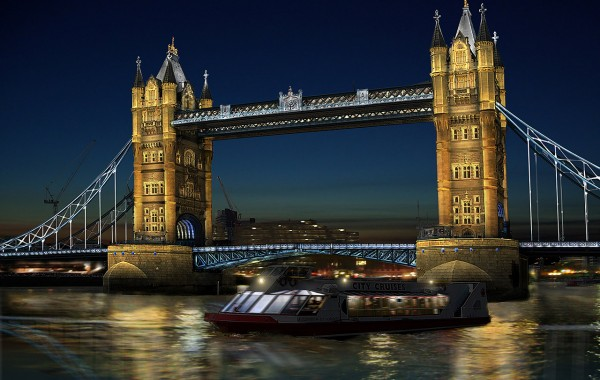 Londres – Tower Bridge