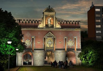 Porte de Roubaix Lille
