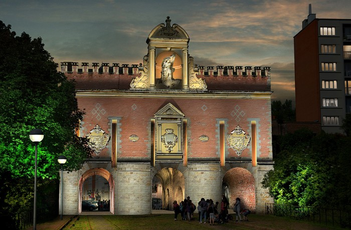 Lille – Porte de Roubaix