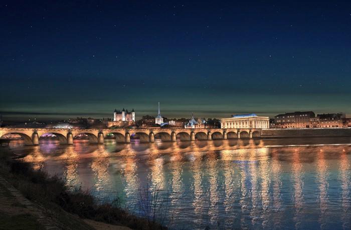 Saumur – Pont Cessart