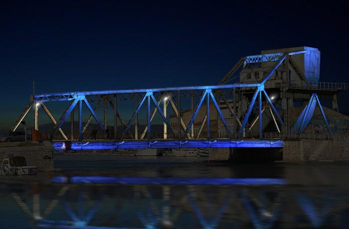 Sete – Pont du Tivoli