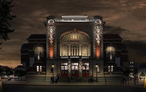 Lille – Le Théâtre