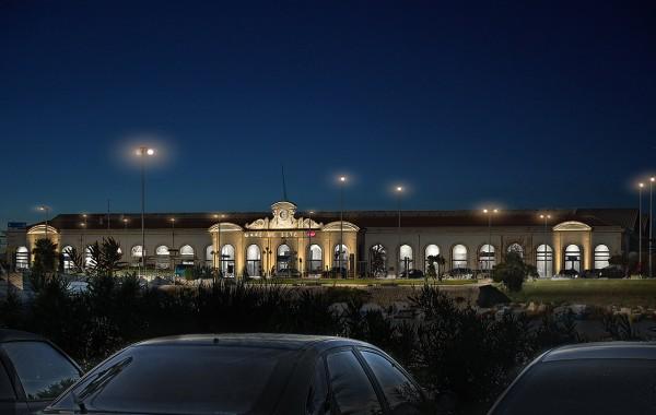 Sète – La gare