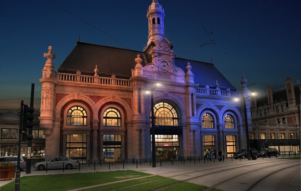 Valenciennes – La Gare