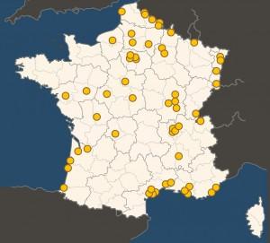 Projets France infographie 2D / 3D - Gilles Coutelier