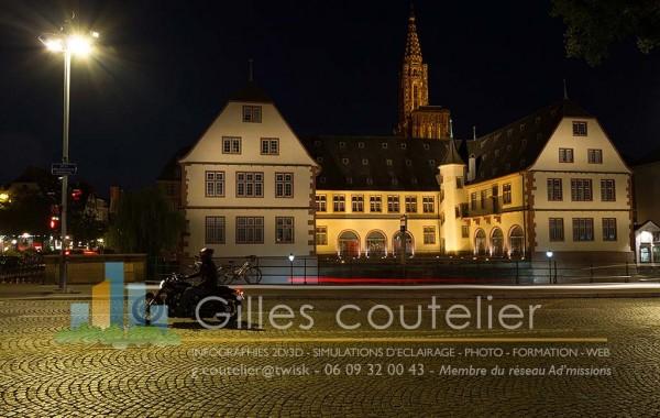 Palais des Rohans – Strasbourg
