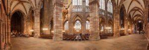©Gilles Coutelier - Photographie - Cathédrale Notre-Dame Allées - Strasbourg