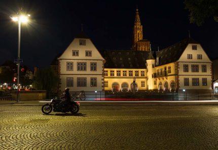 ©Gilles Coutelier - Photographie - Musée alsacien nuit - Strasbourg